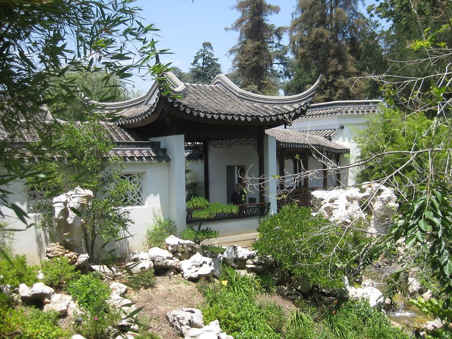 LA MA San Marino The Huntington Chinese Garden