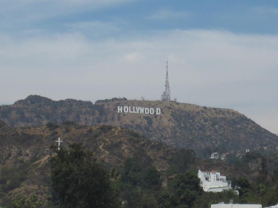 Hollywood Hollywood Sign