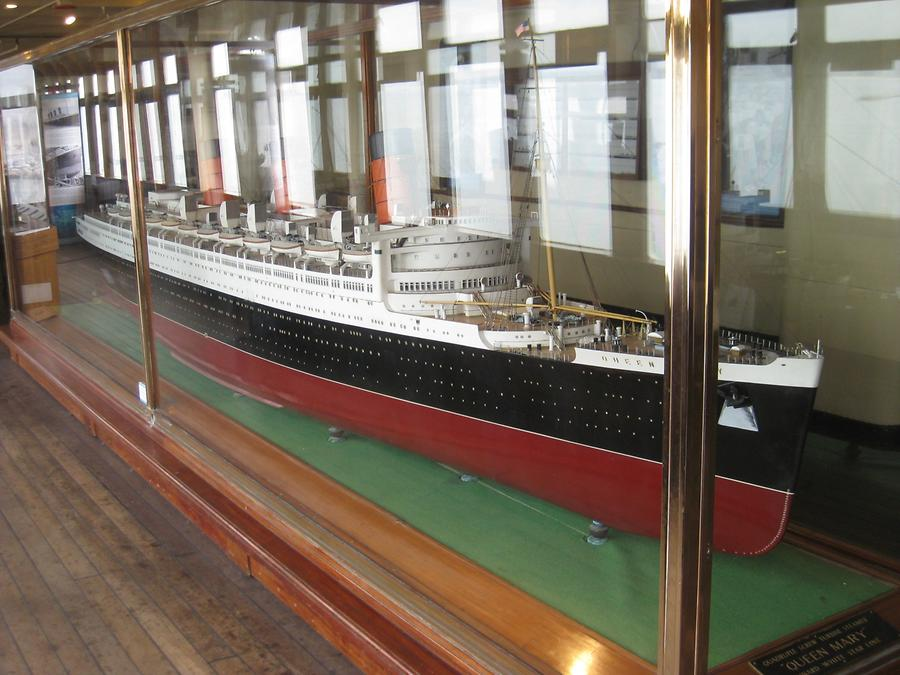 Long Beach RMS Queen Mary