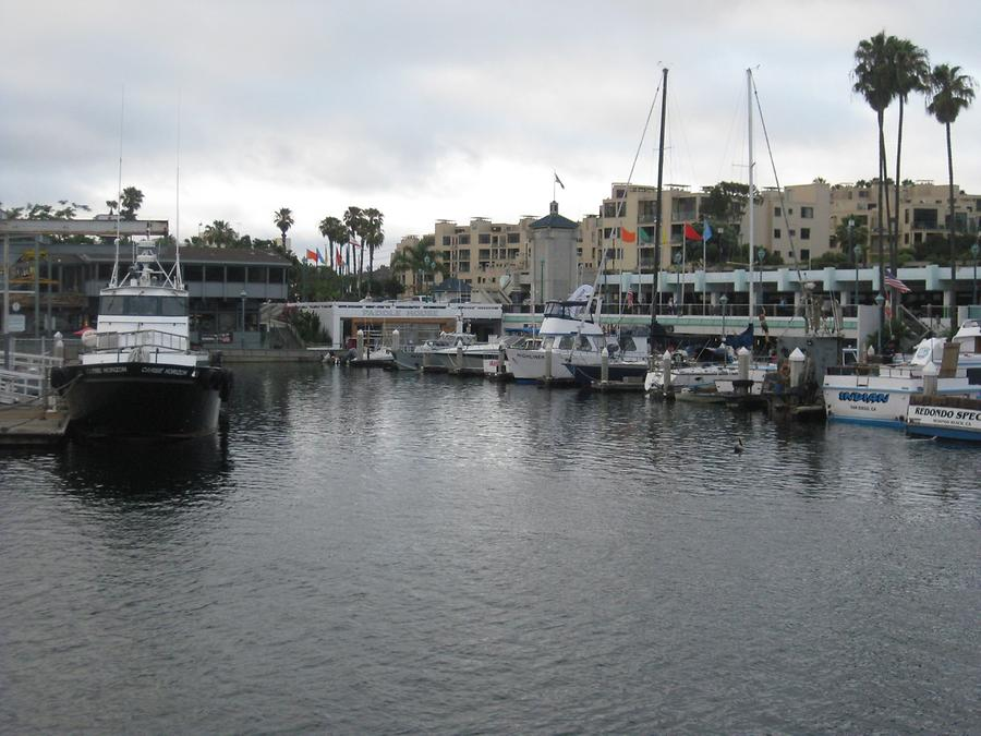 Redondo Beach Boardwalk & Marina