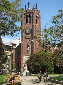 San Francisco Old St. Mary's Cathedral
