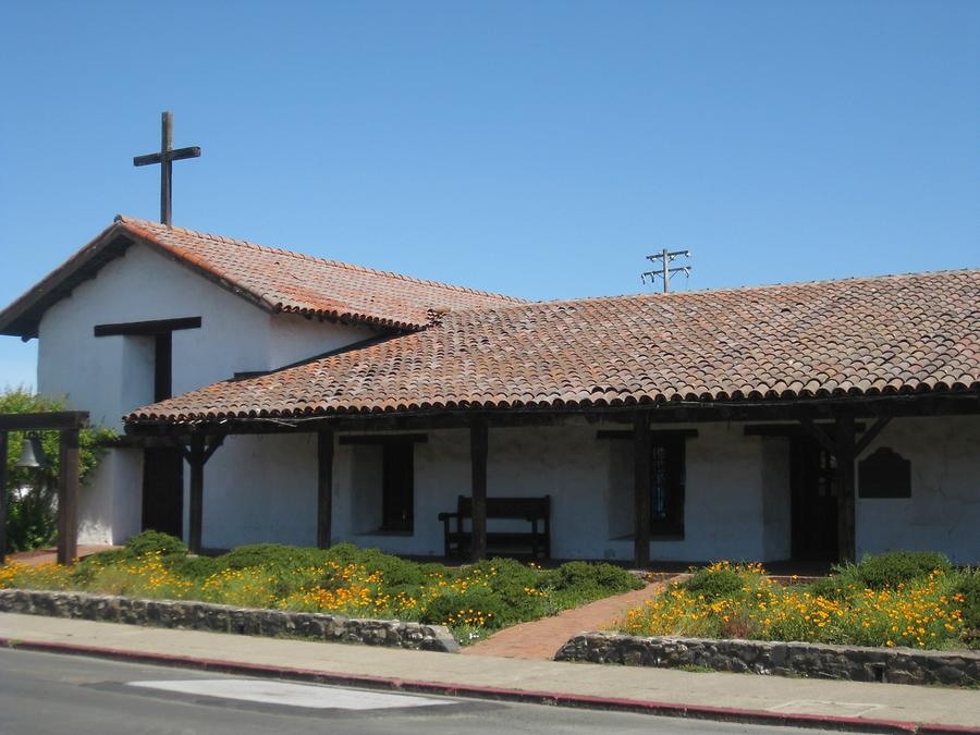 Sonoma Trinity Episcopal Church
