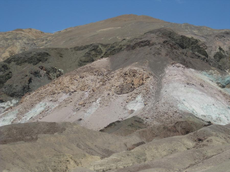 Death Valley National Park Artist's Palette