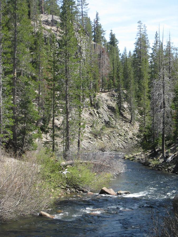 Mammoth Lakes Middle Fork San Joaquin River