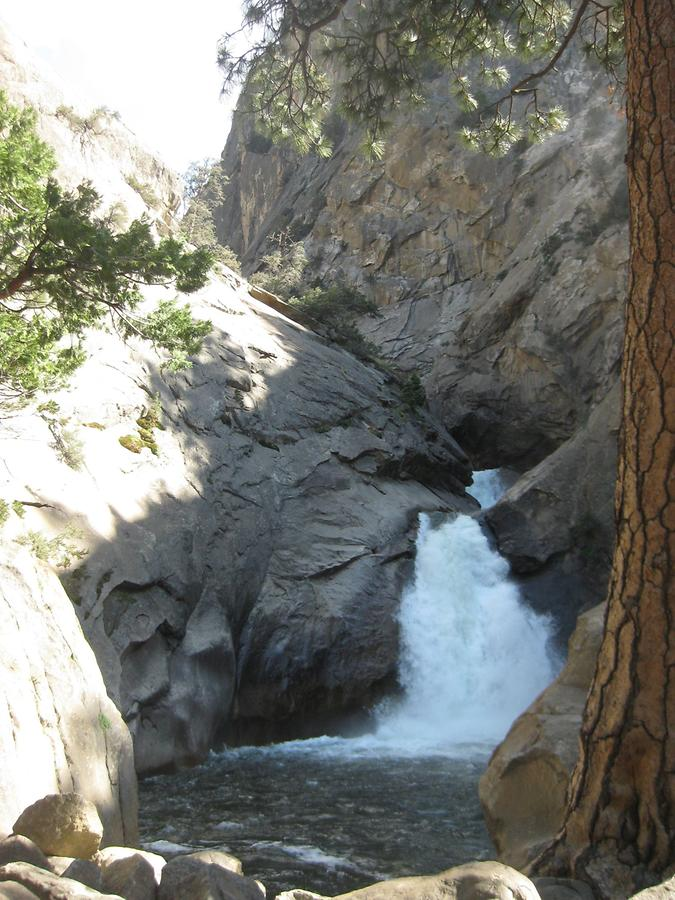 Sequoia Kings Canyon National Park Roaring River