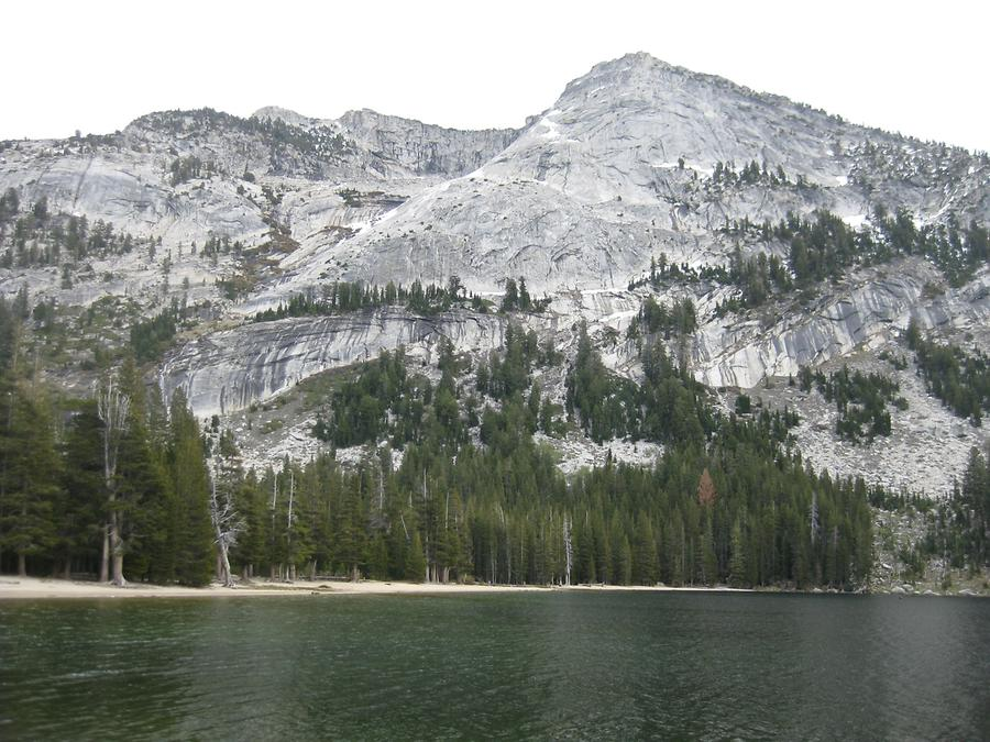Yosemite National Park Tenaya Lake