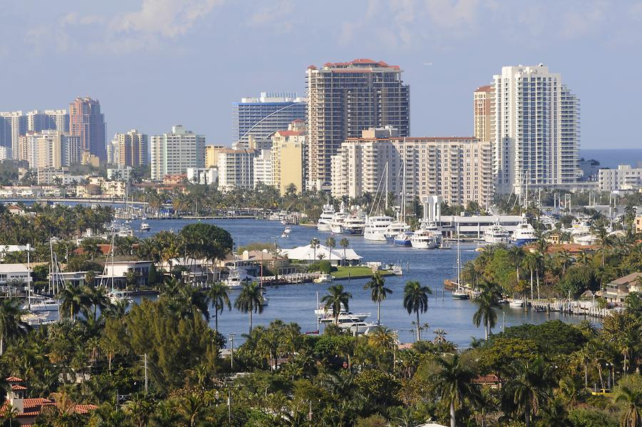 Fort Lauderdale - Intracoastal Waterway