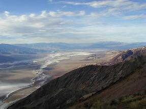 Death Valley from Dantes View