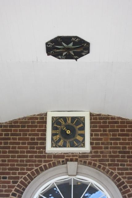 Jefferson wind compass
