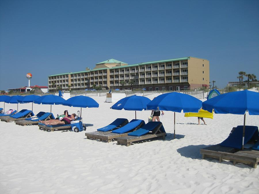 Pensacola Beach Hampton Inn Pensacola Beach