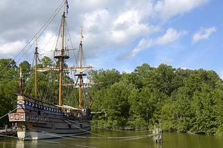 Replica of Susan Constan