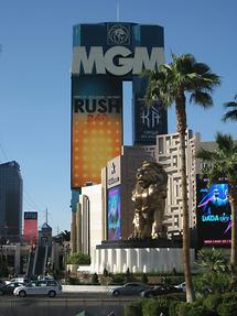 Las Vegas MGM Grand (1)