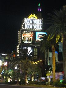 Las Vegas New York, New York (2)