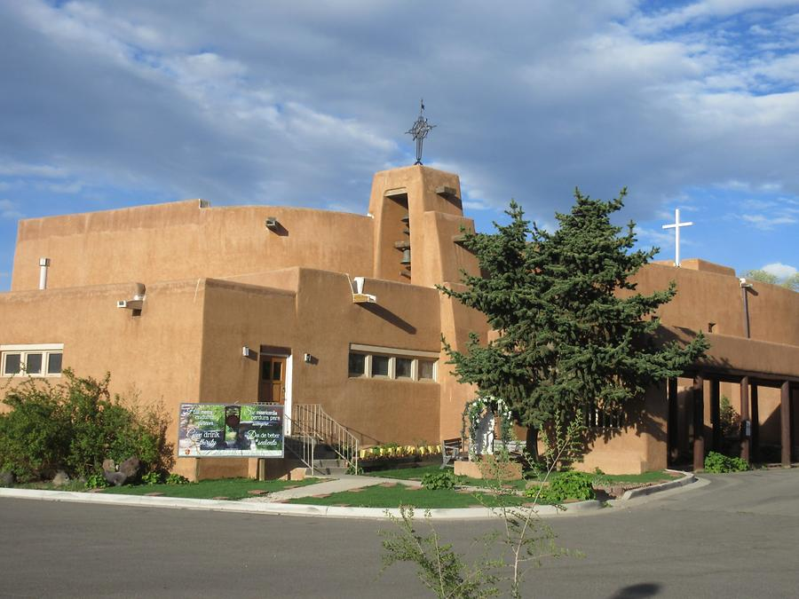 Taos - Our Lady of Guadalupe Church