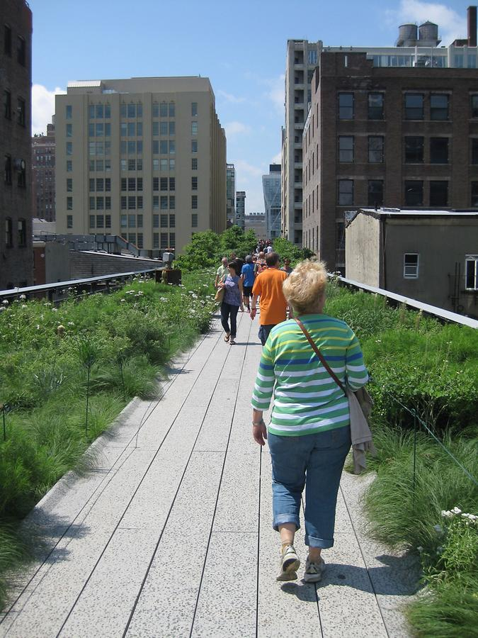 NYC Highline Park
