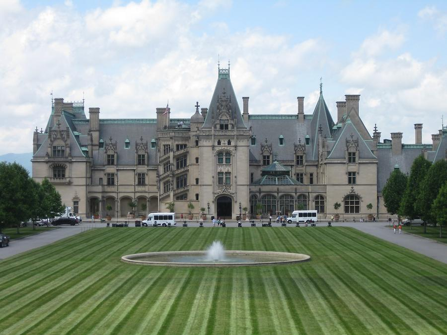 Asheville Biltmore Estate