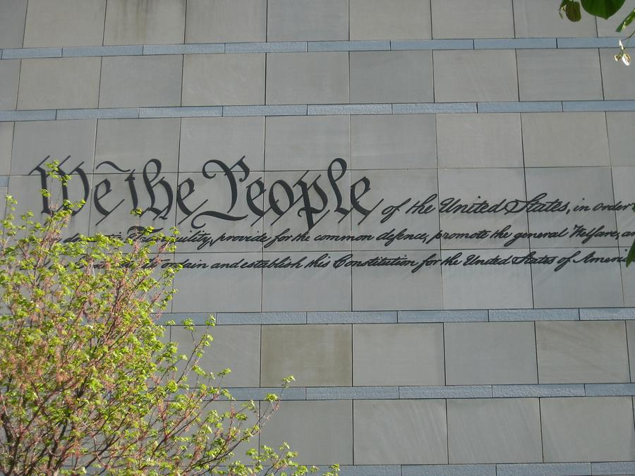 Philadelphia National Constitution Center We The People
