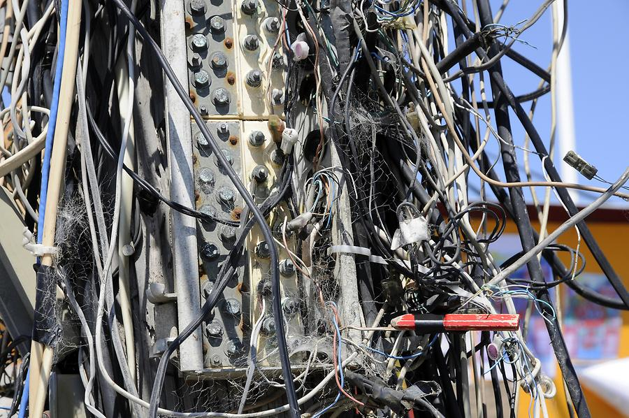 Sausalito - Electrical Installations; Detail