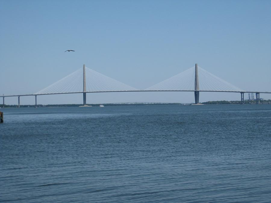 Charleston Cooper River Arthur Ravenel jr Bridge