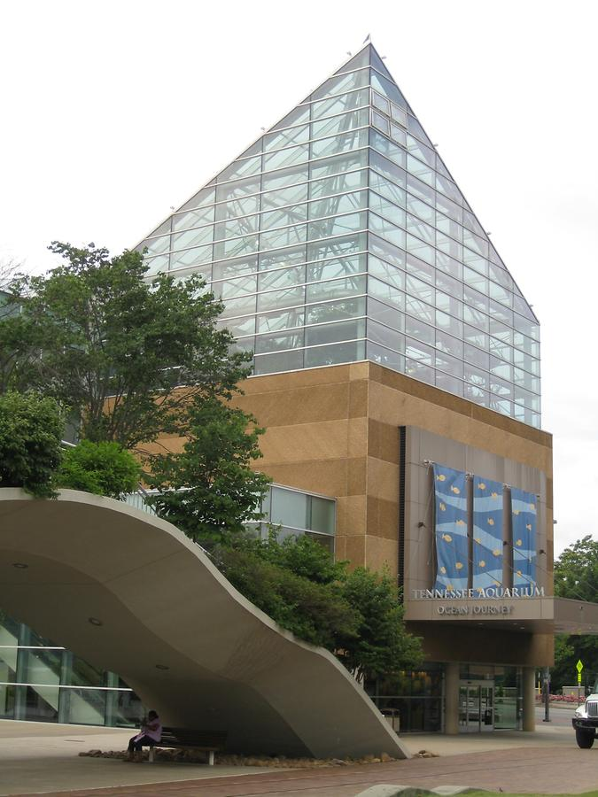 Chattanooga Tennessee Aquarium