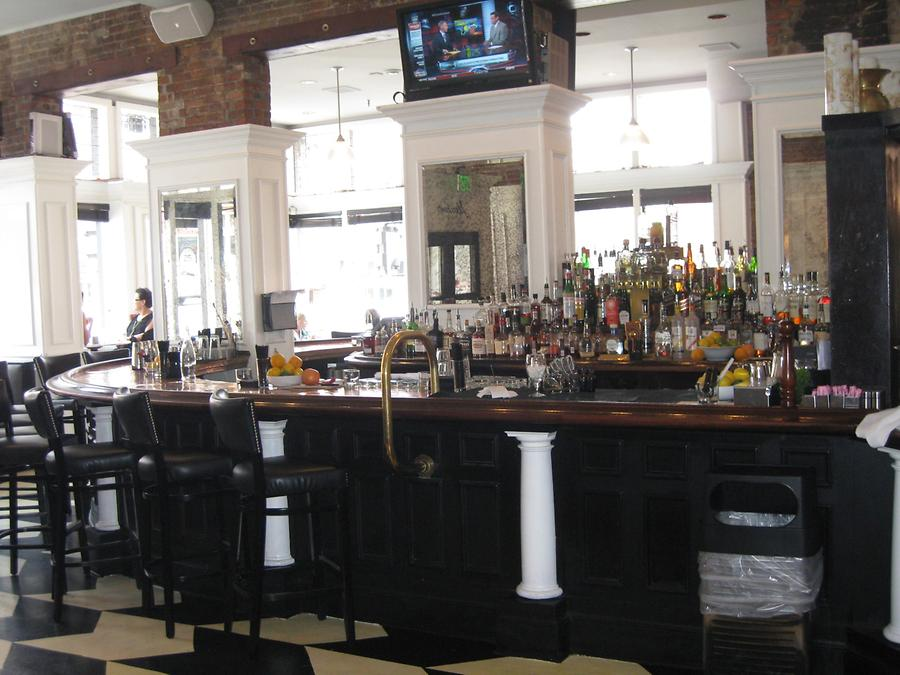 Nashville Merchants Restaurant and Saloon