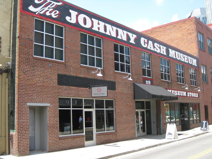 Nashville The Johnny Cash Museum