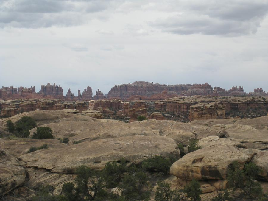 Canyonlands National Park Needles