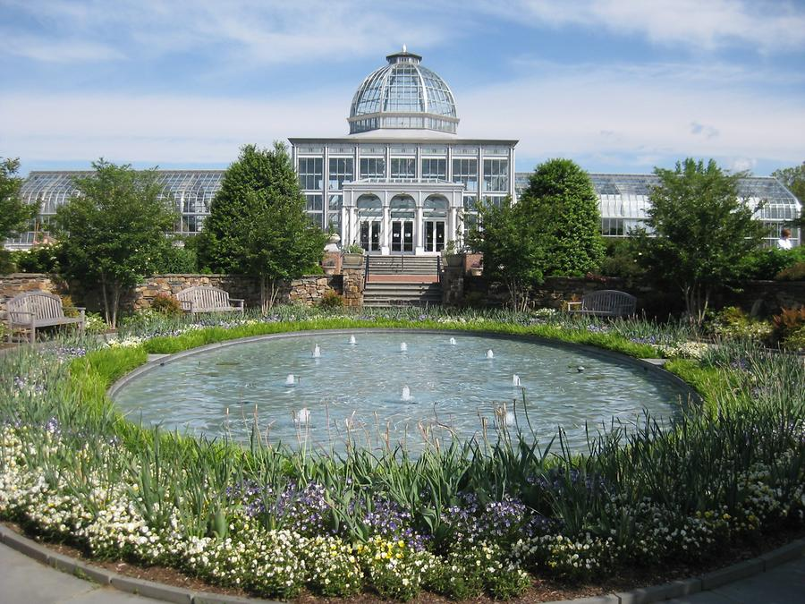 Richmond Lewis Ginter Botanical Garden