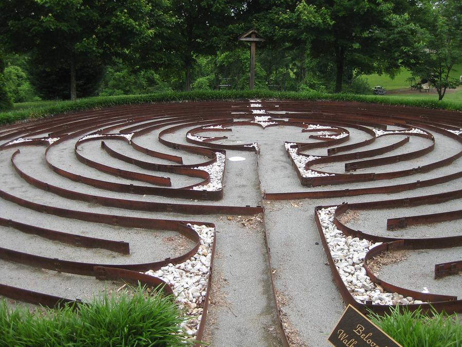 Roanoke Unity Church of Roanoke Valley Labyrinth
