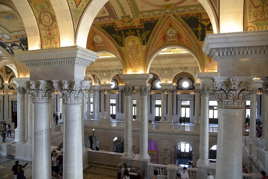 Library of Congress - Lobby