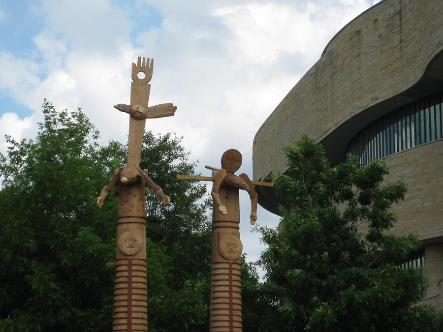 National Museum of the American Indian We were always here von Rick Bartow