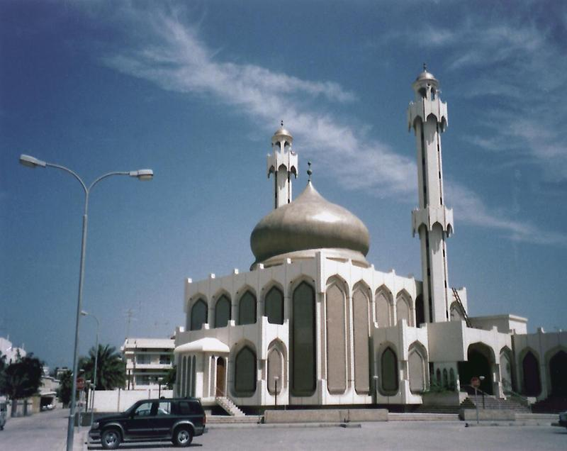 Mosque, Al Adliya Avenue