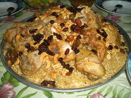 Kabsa, Foto: source: Wikicommons unter CC