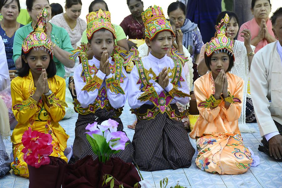 Novices Botataung