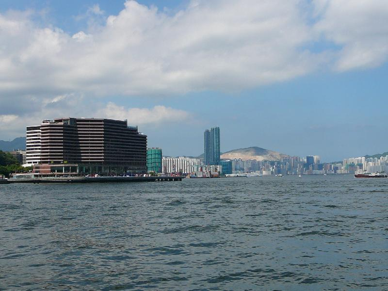 Hong Kong Island waterfront