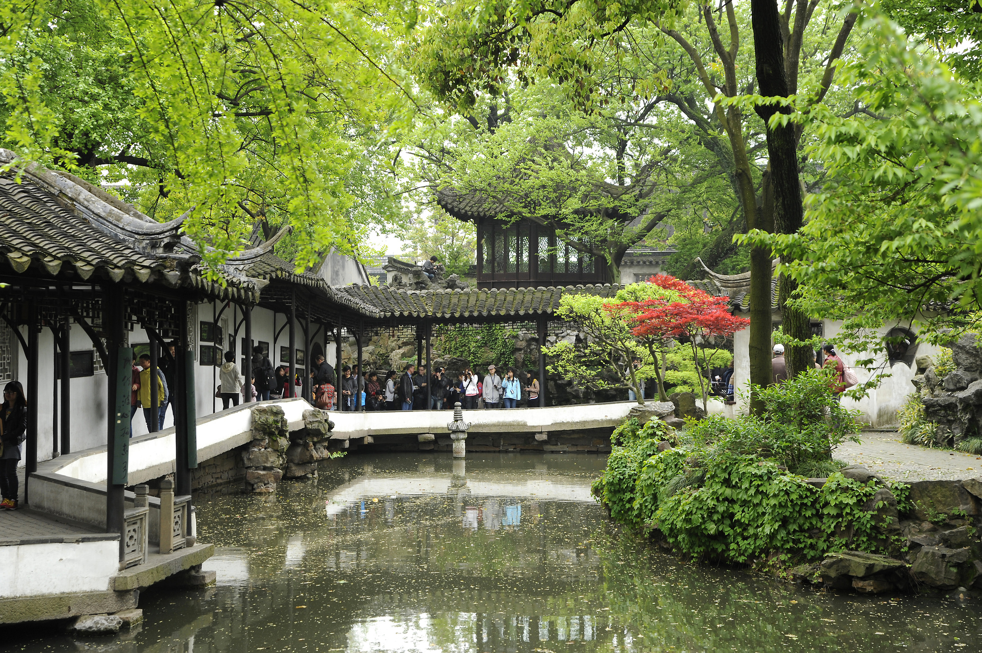 Suzhou The Humble Administrator S Garden 3 From Suzhou To