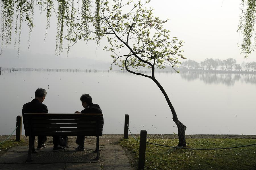 West Lake - Zhonshan Park