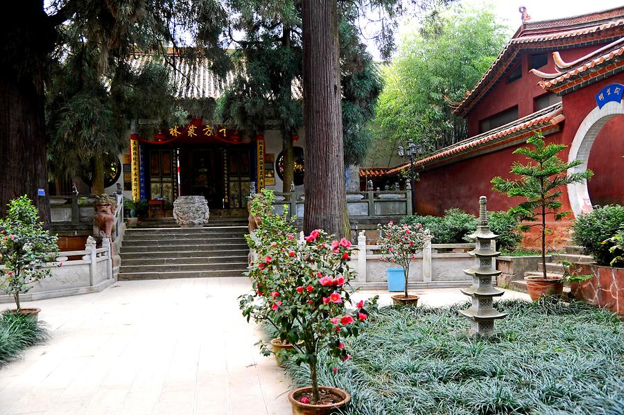 Bamboo Temple