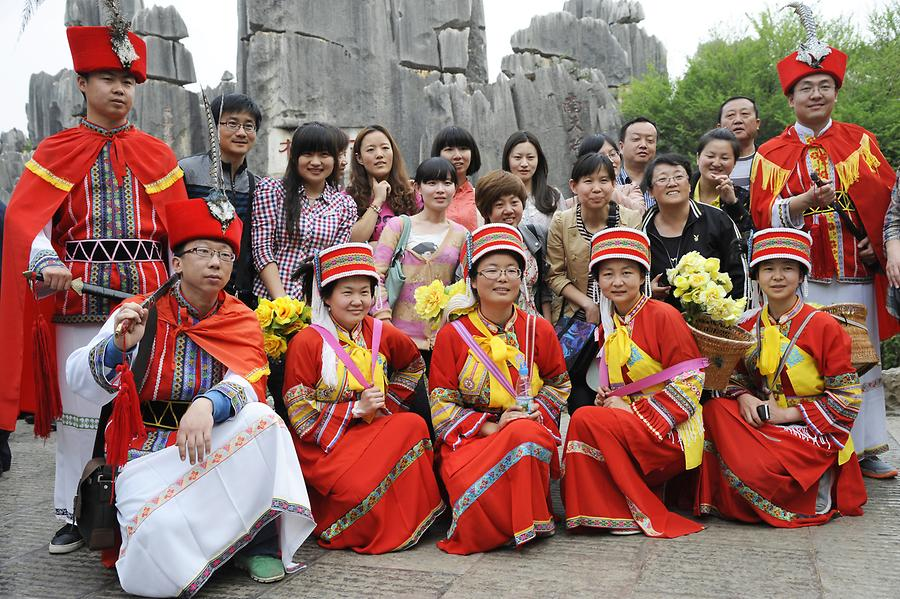 Shilin - Stone Forest, Folklore