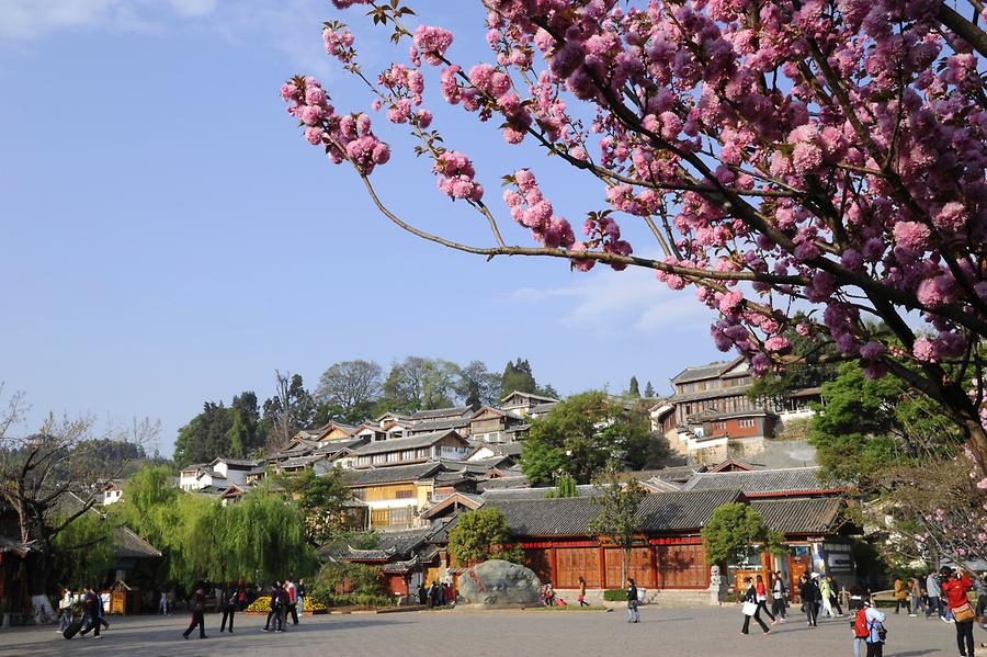 Lijiang - Historic City Centre