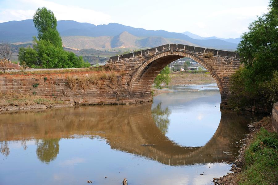Shaxi - Yujin Bridge