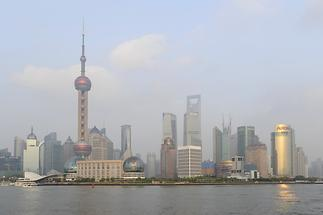 Pudong - Panoramic View (1)