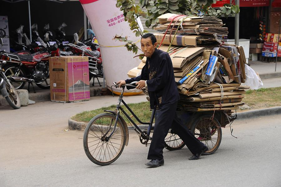 Mengyang - Cargo Bicycle