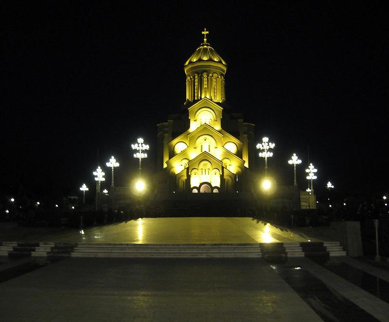 Sameba Cathedral (1)