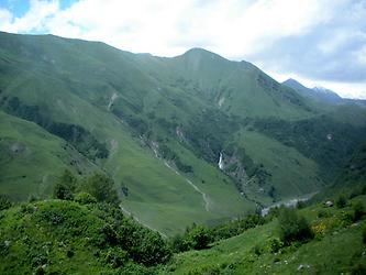 High Caucasus