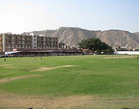 Jaipur - Soccer ground