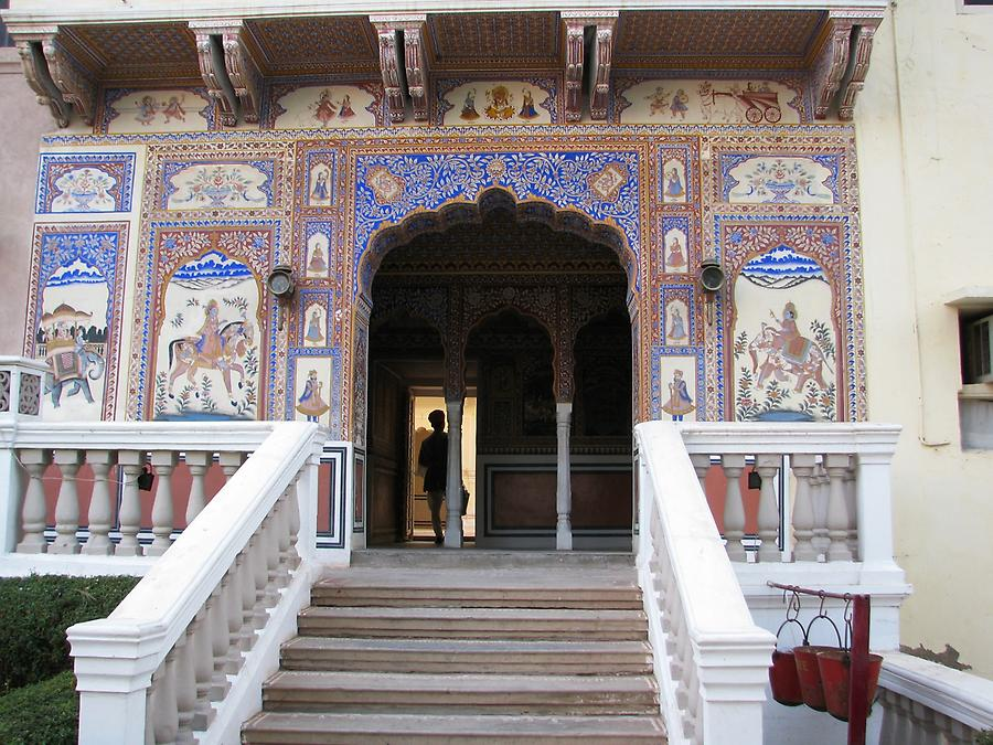 Palace of Mandawa