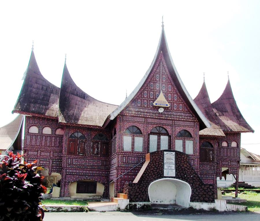 Koto Gadang - Traditional House