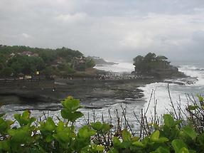 Tanah Lot Meerestempel 1