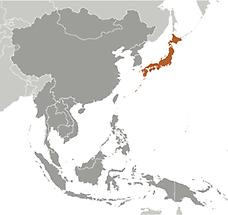 Japan in East And SouthEast Asia